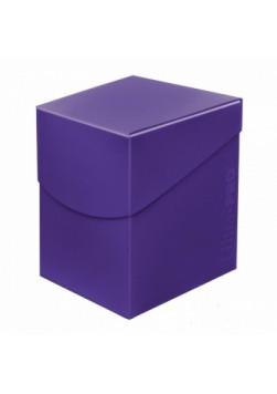 UP - Eclipse PRO 100+ Deck Box - Royal Purple