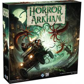 Horror w Arkham (3 ed)