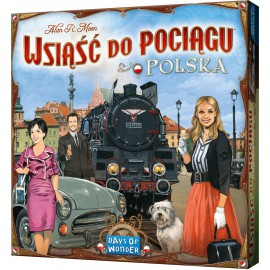 Wsiąść do Pociągu: Polska [PRZEDSPRZEDAŻ]