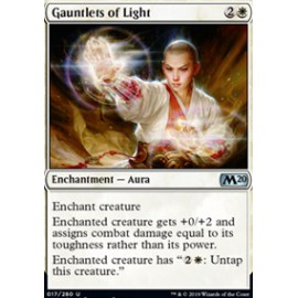 Gauntlets of Light