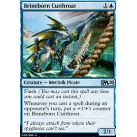 Brineborn Cutthroat