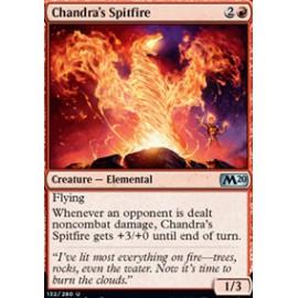 Chandra's Spitfire