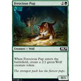 Ferocious Pup