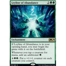 Leyline of Abundance