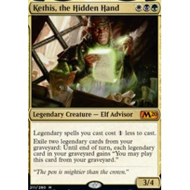 Kethis, the Hidden Hand