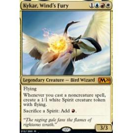 Kykar, Wind's Fury