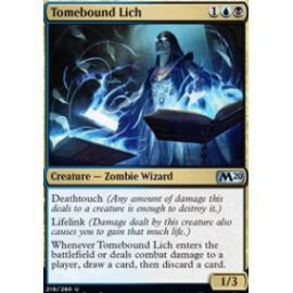 Tomebound Lich