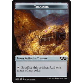 Treasure Token 010 - M20