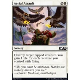 Aerial Assault FOIL