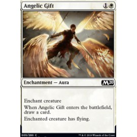 Angelic Gift FOIL