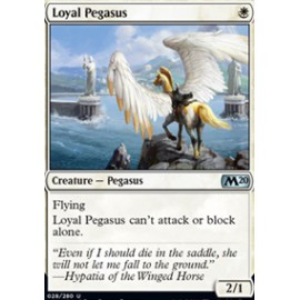 Loyal Pegasus FOIL