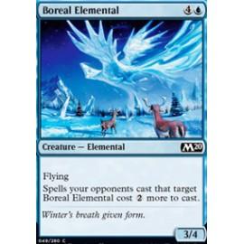 Boreal Elemental FOIL