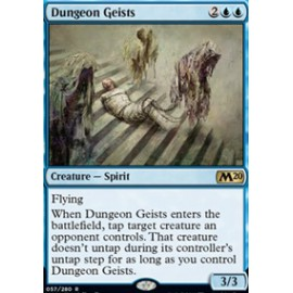 Dungeon Geists FOIL