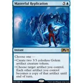 Masterful Replication FOIL