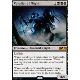 Cavalier of Night FOIL