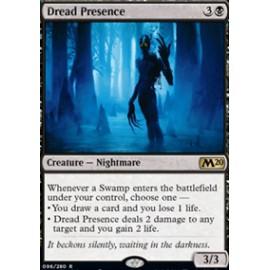 Dread Presence FOIL