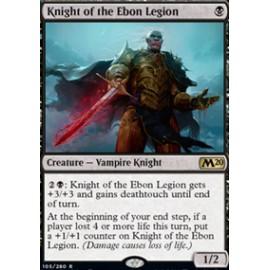 Knight of the Ebon Legion FOIL