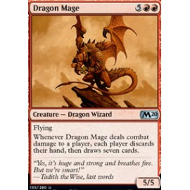 Dragon Mage FOIL