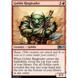 Goblin Ringleader FOIL