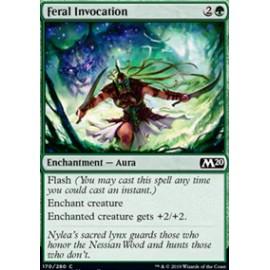 Feral Invocation FOIL