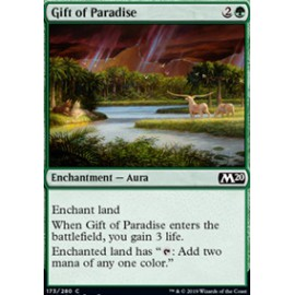 Gift of Paradise FOIL