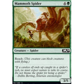 Mammoth Spider FOIL