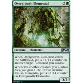 Overgrowth Elemental FOIL