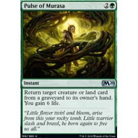 Pulse of Murasa FOIL