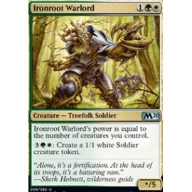 Ironroot Warlord FOIL