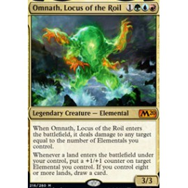 Omnath, Locus of the Roil FOIL