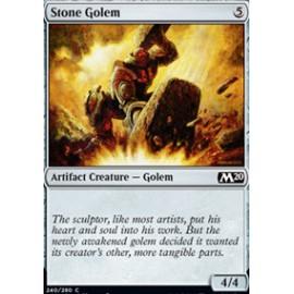 Stone Golem FOIL