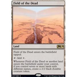 Field of the Dead FOIL