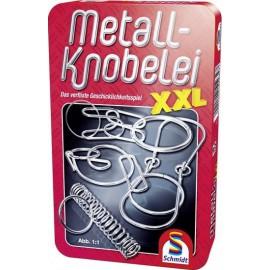 Metal Knobelei XXL - zestaw metalowych łamigłówek