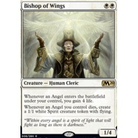 Bishop of Wings FOIL
