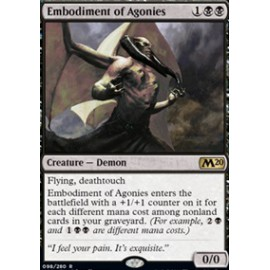 Embodiment of Agonies FOIL