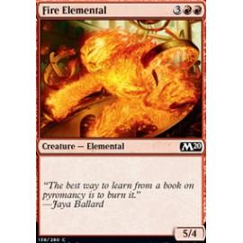 Fire Elemental FOIL