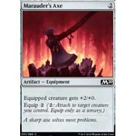 Marauder's Axe FOIL