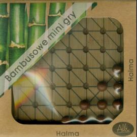 Bambusowe mini gry: Halma