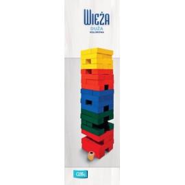 Wieża Duża Kolorowa (Jenga)