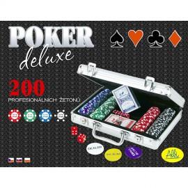 Poker deluxe (200 żetonów)