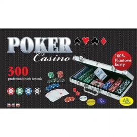 Poker casino (300 żetonów)