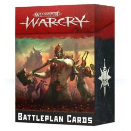 Warcry: Battleplan Cards [PRZEDSPRZEDAŻ]