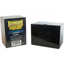 Pudełko Dragon Shield na 100 kart - czarne