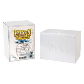 Pudełko Dragon Shield na 100 kart - białe