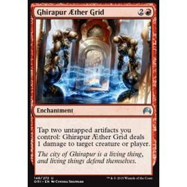 Ghirapur Æther Grid
