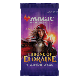 Booster Throne of Eldraine [PRZEDSPRZEDAŻ]
