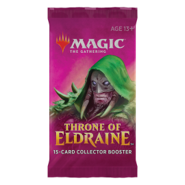 Collector Booster Throne of Eldraine