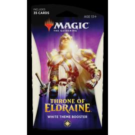 Theme Booster Throne of Eldraine - Biały [PRZEDSPRZEDAŻ]