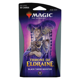 Theme Booster Throne of Eldraine - Czarny