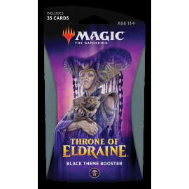 Theme Booster Throne of Eldraine - Czarny [PRZEDSPRZEDAŻ]